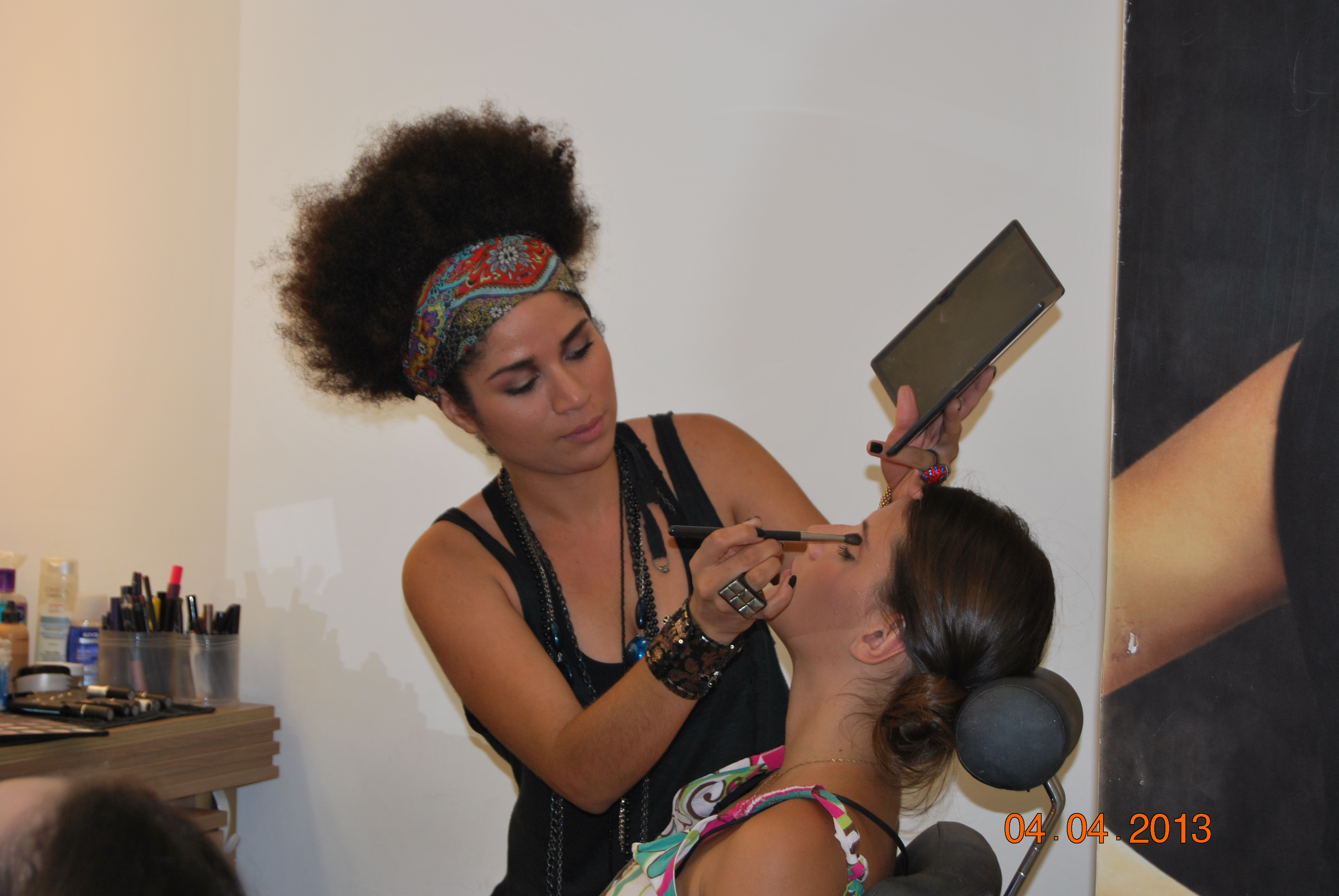 Backstage 6 - Joana D´Arc