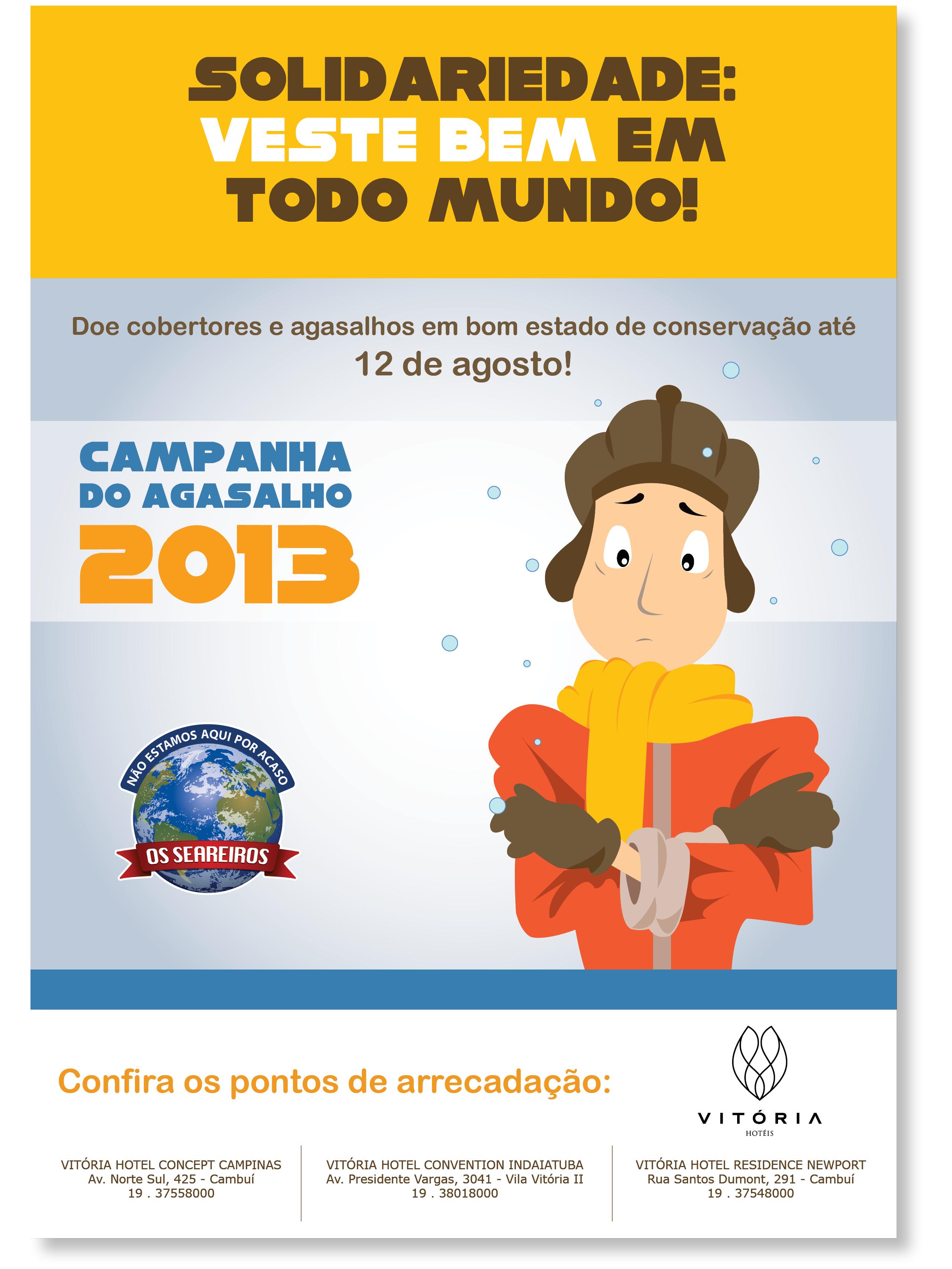 Campanha do agasalho 2013_email mkt