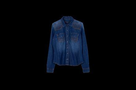 Camisa Jeans Riachuelo - R$ 69,90 (2)