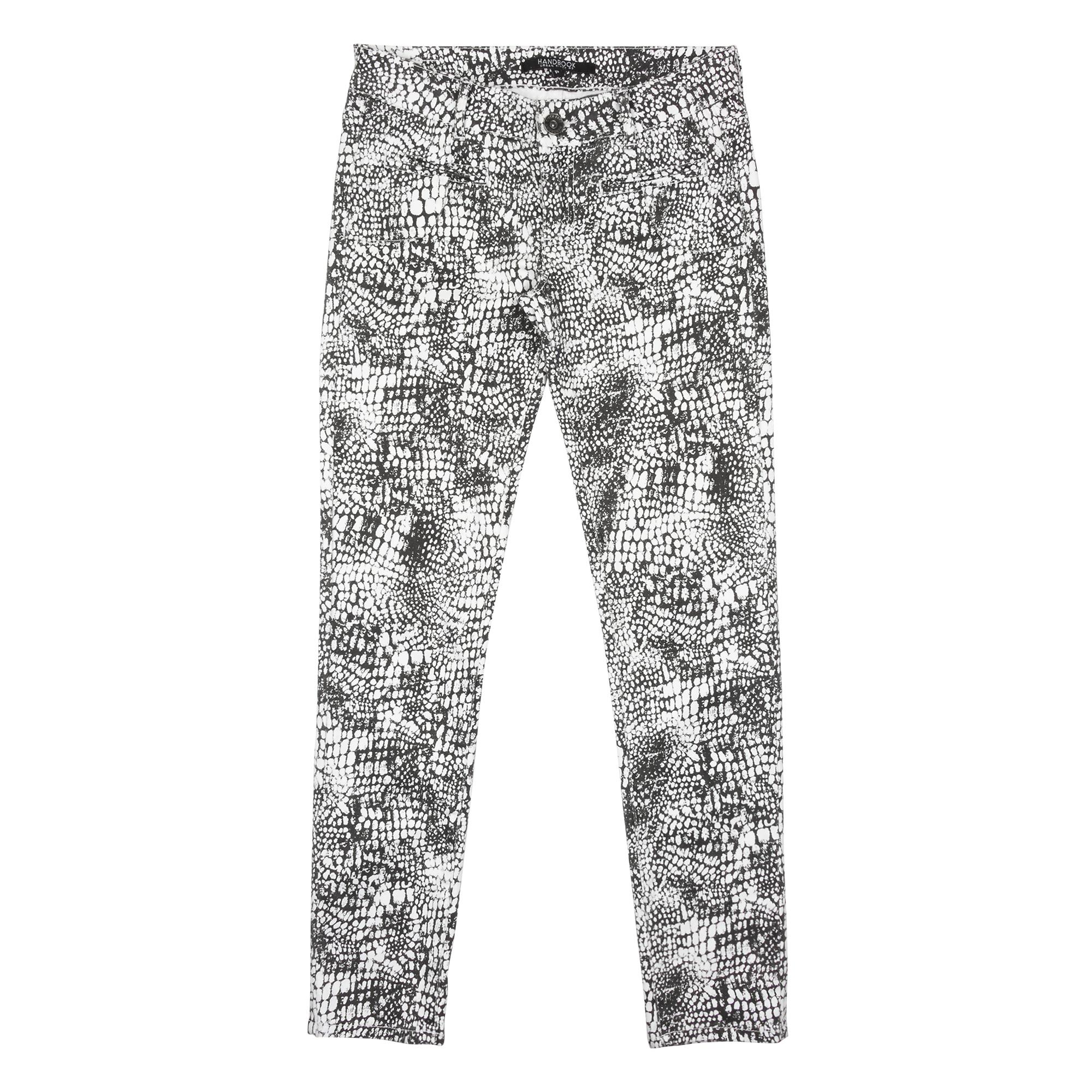 Handbook Fashion - Calça estampada - R$169,99