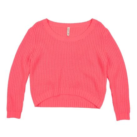 Handbook Fashion - Tricot vermelho - R$129,99