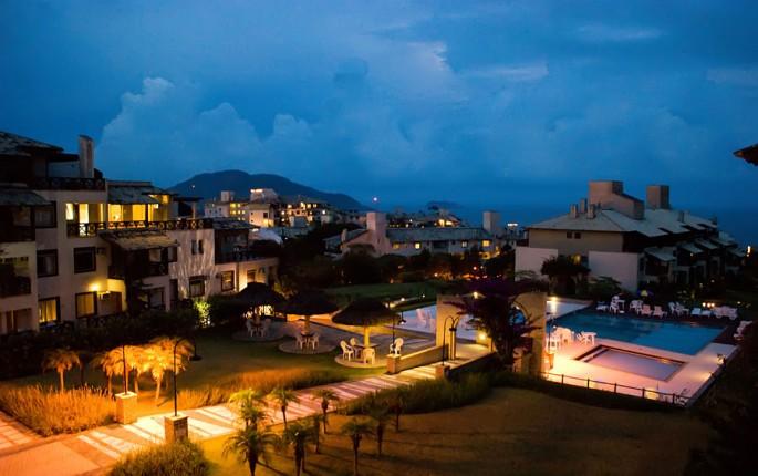 Resort Costão do Santinho Noite