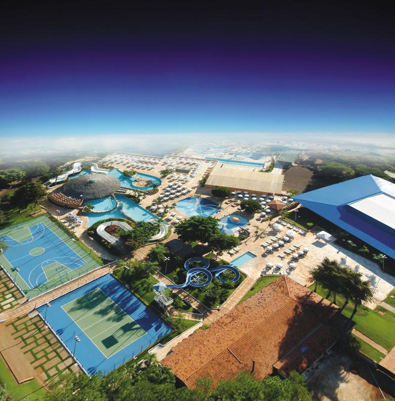Blog Caren Sales - Hotel Estancia Barra Bonita