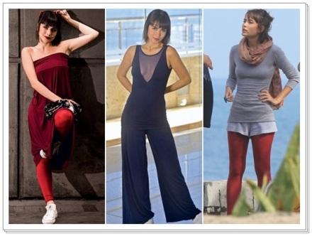 Maria Casadeval - look - 2