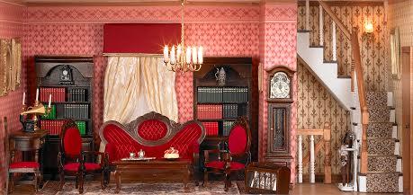 Casa Vitoriana com a coleção da Planeta DeAgostini 5